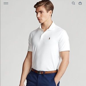 Polo Ralph Lauren Soft Cotton Polo Shirt